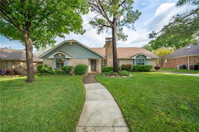 Mesquite Single Family Home For Sale: 805 Lakeshore Drive