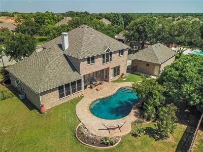 Flower Mound Single Family Home Active Kick Out: 5313 Singing Brook Road