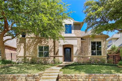 Collin County Single Family Home For Sale: 5590 Braemar Drive