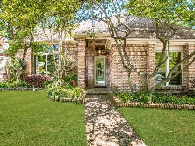 Dallas Single Family Home For Sale: 12516 Renoir Lane