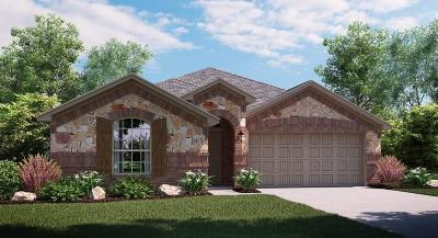 Single Family Home For Sale: 1309 Trumpet Drive