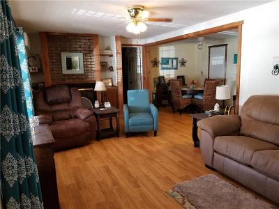 Graford Single Family Home For Sale: 317 McClure Street