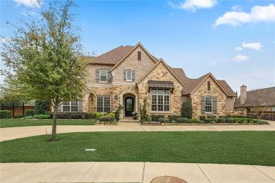 Southlake Single Family Home For Sale: 2113 Miracle Point Drive
