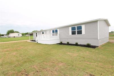 Sanger Single Family Home For Sale: 849 Little Joe Road