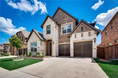 McKinney Single Family Home For Sale: 6805 Gallatin Street