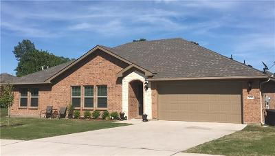 Terrell Single Family Home Active Option Contract: 1714 Ninth Street