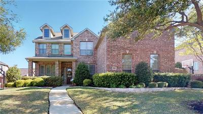Flower Mound Single Family Home Active Option Contract: 2808 Mont Clair Drive