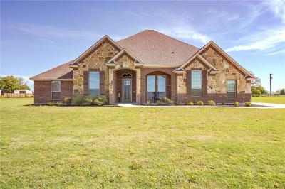 Weatherford Single Family Home For Sale: 144 Eagles Crest Lane