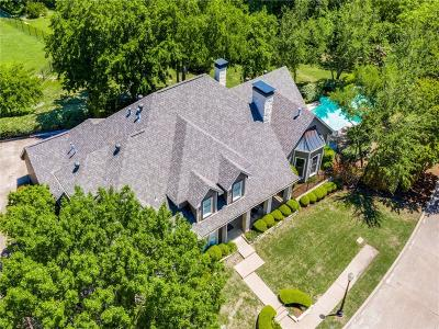Dallas County, Denton County, Collin County, Cooke County, Grayson County, Jack County, Johnson County, Palo Pinto County, Parker County, Tarrant County, Wise County Single Family Home For Sale: 935 Hills Creek Drive
