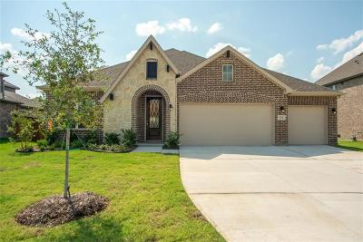 Prosper Single Family Home For Sale: 311 Fox Crossing Lane