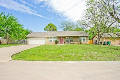 Springtown Single Family Home Active Option Contract: 304 W 4th Terrace