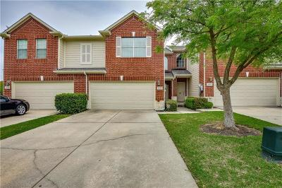 Plano Townhouse For Sale: 3404 Belladonna Drive