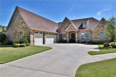 Parker County, Tarrant County, Hood County, Wise County Single Family Home Active Contingent: 1507 Chelsea Bay Court