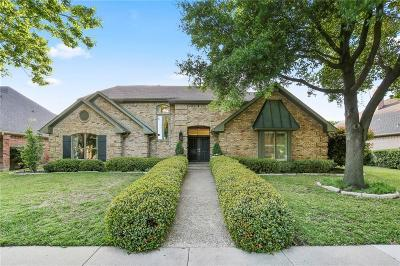 Irving Single Family Home For Sale: 7531 Summitview Drive