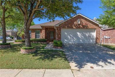 Denton Single Family Home For Sale: 6001 Photinia Avenue