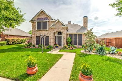 Carrollton Single Family Home For Sale: 2707 Coventry Lane