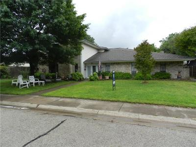 Carrollton Multi Family Home Active Option Contract: 2906 Country Place Court