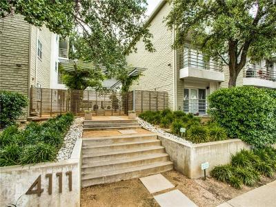 Dallas Condo For Sale: 4111 Cole Avenue #26