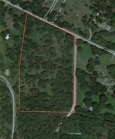 Aledo Residential Lots & Land For Sale: McFarland Ranch Road