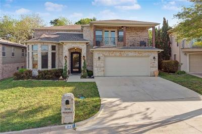 Rockwall Single Family Home For Sale: 204 Harbor Landing Drive