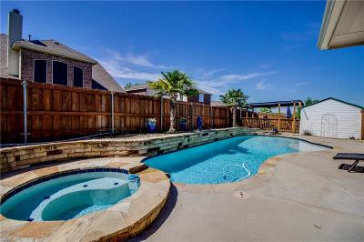 Wylie Single Family Home Active Option Contract: 1608 Crescent Oak Street