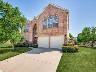 Denton Single Family Home For Sale: 6705 Alderbrook Drive