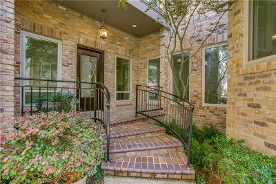 Dallas Single Family Home For Sale: 17320 Club Hill Lane