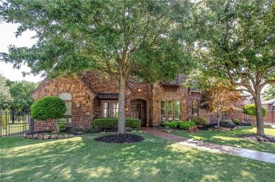 Grapevine Single Family Home For Sale: 3334 Boggett Court
