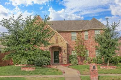Collin County Single Family Home For Sale: 11449 Caladium Lane