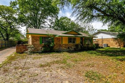Tyler Single Family Home For Sale: 3111 Andy Lane
