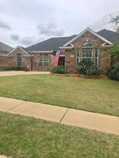 Single Family Home For Sale: 8921 Lake Rock Court