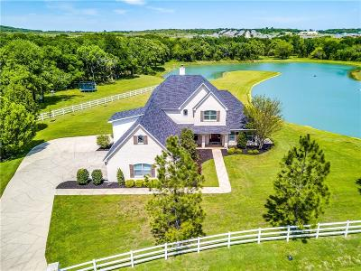 Johnson County Single Family Home For Sale: 112 Ranchway Drive