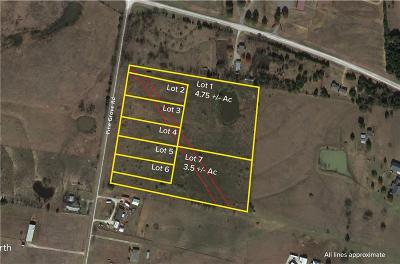 Grayson County Residential Lots & Land For Sale: Tbd2 Pine Grove Road