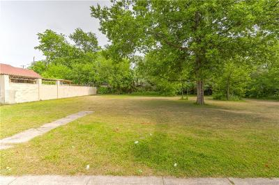 Fort Worth Residential Lots & Land For Sale: 1716 Glenmore Avenue