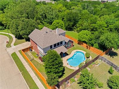 Wylie Single Family Home Active Contingent: 1100 Midstream Drive