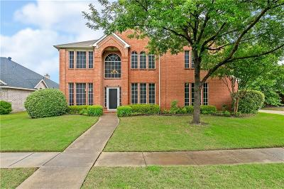 Wylie Single Family Home For Sale: 600 Althea Drive