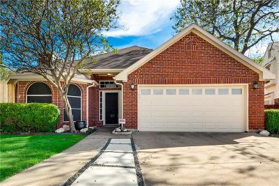 Grand Prairie Single Family Home For Sale: 4315 Elgin Court