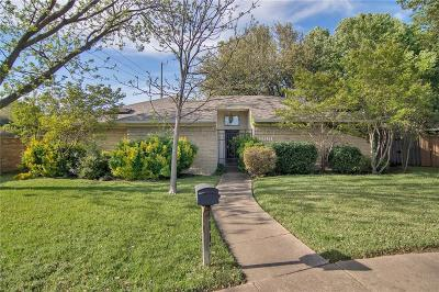 Dallas Single Family Home For Sale: 6001 Blue Bay Drive