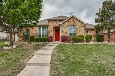 Rowlett Single Family Home For Sale: 6805 Essex Drive