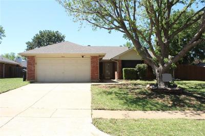 Corinth Single Family Home For Sale: 2610 Parkview Drive