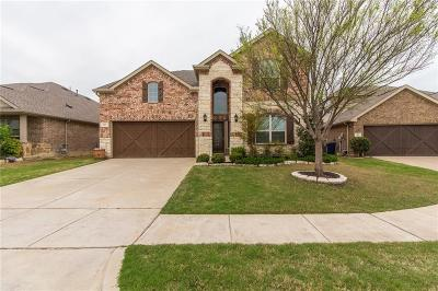 McKinney Single Family Home For Sale: 917 Park Place Lane