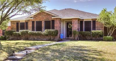 Wylie Single Family Home For Sale: 1203 Maritime Lane