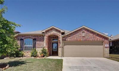 Fort Worth Single Family Home For Sale: 14421 Chino Drive