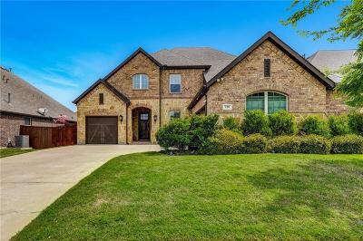 Frisco Single Family Home For Sale: 628 View Meadow Lane
