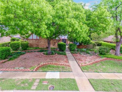 Plano Single Family Home For Sale: 3711 Wood Rail Drive