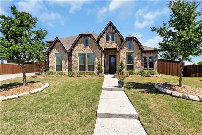 Prosper Single Family Home Active Option Contract: 2321 Arbol Way