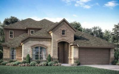 Midlothian Single Family Home For Sale: 4001 Pecan Grove Drive
