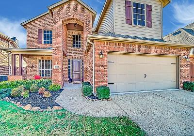Mckinney Single Family Home For Sale: 1600 Meadow Ranch Road