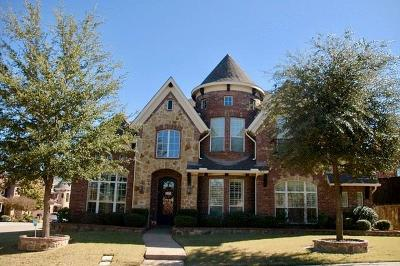 McKinney Single Family Home For Sale: 301 Bachman Creek