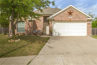 Tarrant County Single Family Home For Sale: 10933 Rising Mist Court